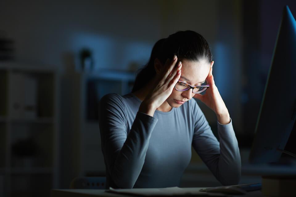 Wann wird ein Schlafproblem zur Schlafstörung?