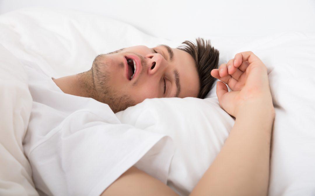 🔎 Was ist Schlafapnoe?